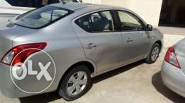 Nissan Sunny 2015/Silver for sale