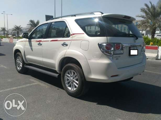 Brand new Toyota - fortuner - 2015 - 6 Cyl الريان -  8