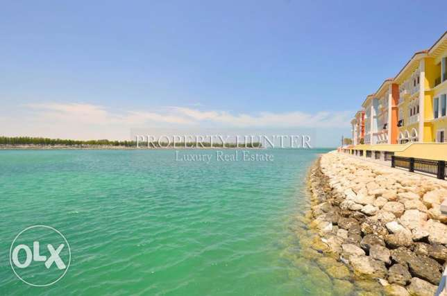 3 BR home in Qanat Quartier +Water views الؤلؤة -قطر -  8