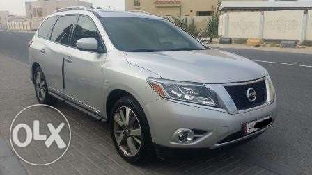 Nissan Pathfinder, Model: 2014,