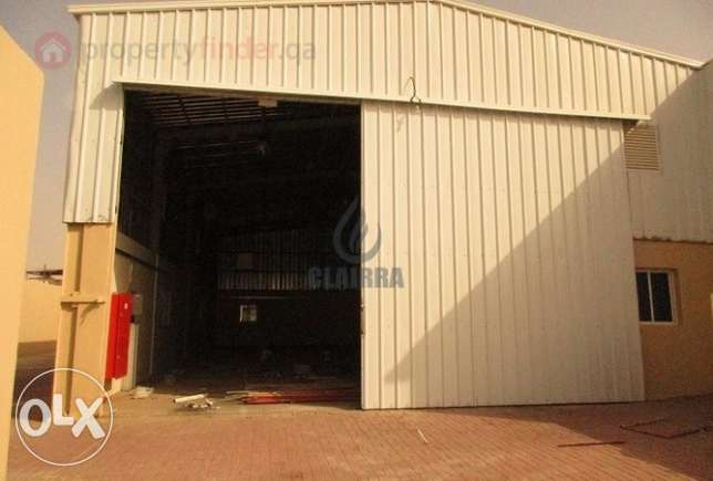 TODAY!! DEAL!!! New Garage+Accommodation in Industrial Area