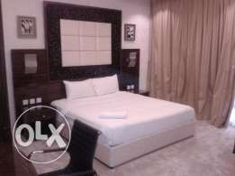 Spacious Serviced FF studios Balcony Monthly/Yearly same rent 7000 QR