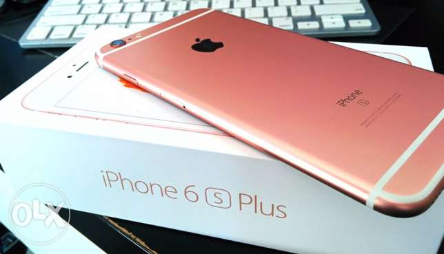 iPhone 6s rose gold minor dents no scratches 128 GB الثمامة -  1