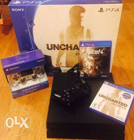 Brand New Sony ps4 uncharted