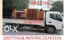 transport shifting moving carpentar truck pick services