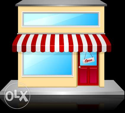 Shop for Rent at Bin bin mahmoud