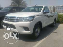 Brand new Toyota - Hilux -SINGLE CABIN Model 2016