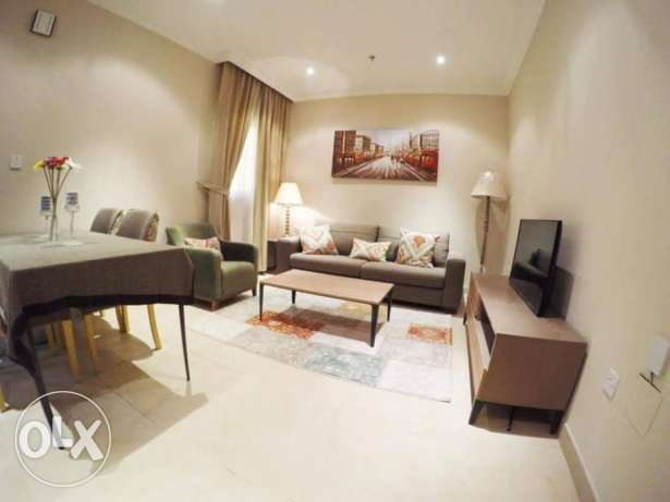 Brand New Building. Furnished Super Deluxe 1 BHK الدوحة الجديدة -  5