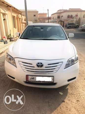 Camry GL Well Maintained 2007 الريان -  1