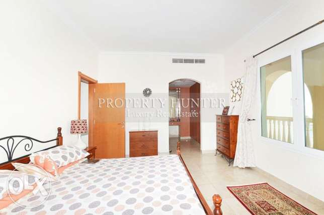 Amazing Furnished 2 Bed with Marina Sight الؤلؤة -قطر -  6