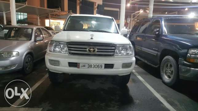 Toyota Land Cruiser GX Limited 2007 (Price Negotiable)