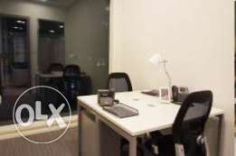 Fully-Furnished Offices Available in [Al - Ghanim]