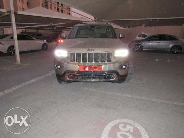 JEEP G.C LIMITED 2015 for sale