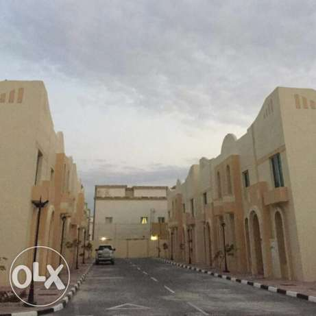 Compound villas for rent for bachelors in AIn Khaled