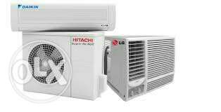 USED AC FOR SALE Look Like New Good Condition