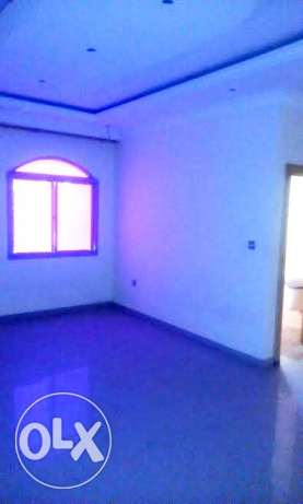 bachelors..spacious 3 bedroom villa portion at wakrah( with balcony )