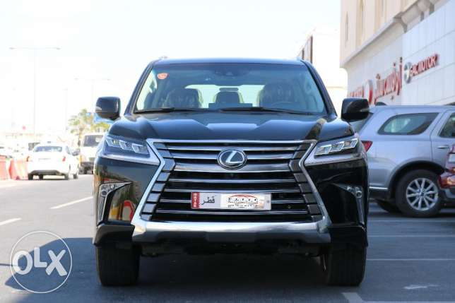 Lexus - LX 570 - BLACK Mode 2016