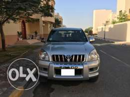 2008 Toyota Prado Limited Edition