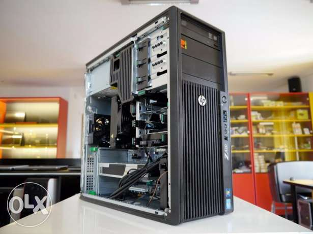HP Z420 High End Workstation.