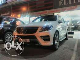 MERCEDES - ML400 - 4 MATIC model 2015
