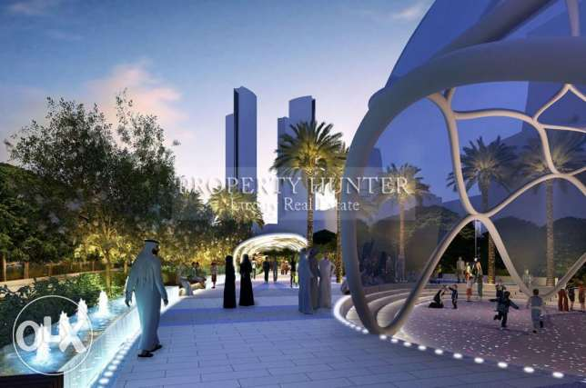 Own a Prestigious Property in Lusail