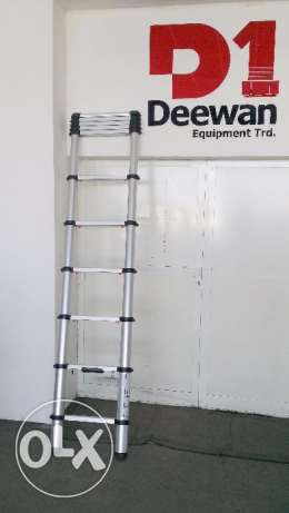 Extendable/ telescopic ladders – Up to 3.3m for sale