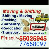Description:We do home, villa, office Moving / shifting.