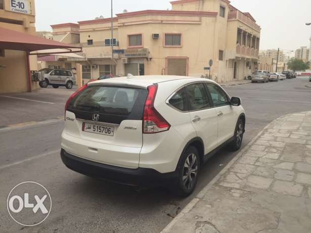 Honda CRV2012 full option