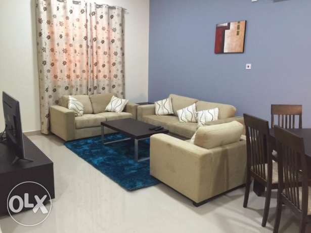 flat for rent in Umm Salal Mohammed 3BHK fully furnished