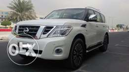 Brand New Nissan - Patrol Platinum Model 2016