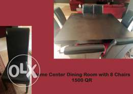 Dining Room from Home Center