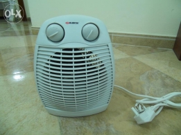 Electrical Fan Heater in good condition for sale