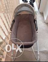 Orbit baby bassinet and rocker base