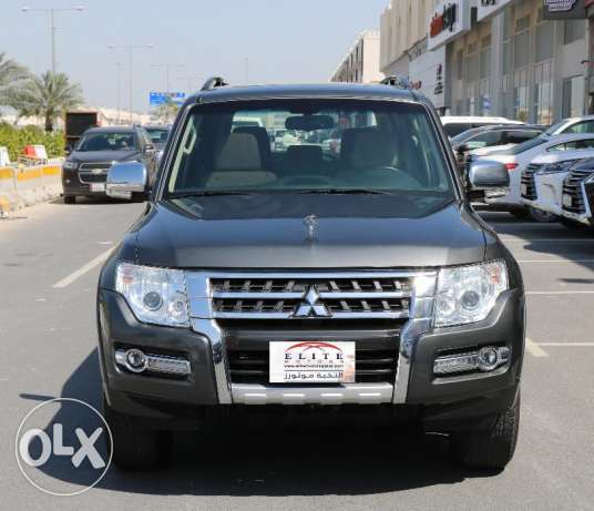 Mitsubishi -Pajero 3.5 full options