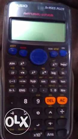 FX-95ES Plus Calculator.