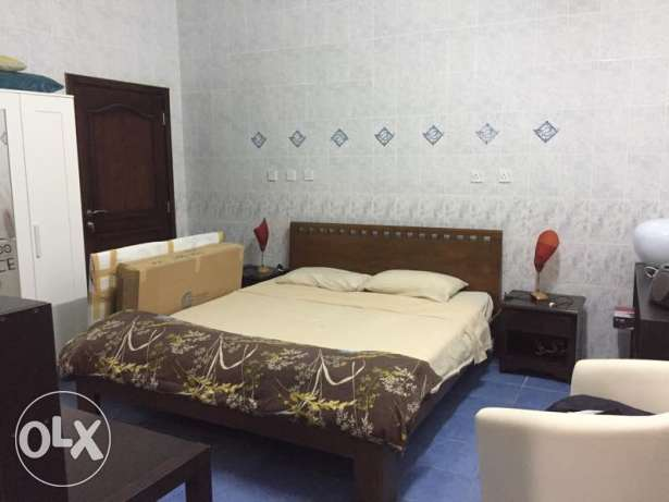1bhk and 2bhk,studio available in al markhiya