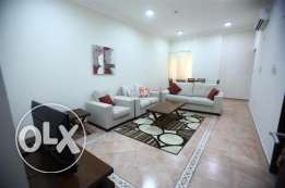 Fully furnished 2 bedroom apartment for family near Hamad hospital
