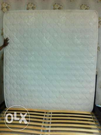 Blissful Spring King size mattress for sale