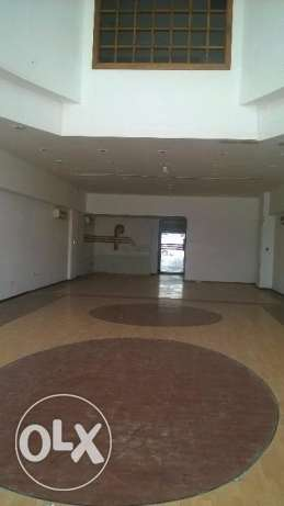 Commercial showroom for Rent - Excellent location in Salwa Road