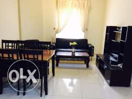 include w & e ..fully furnished 2 bhk apartment in mansoura