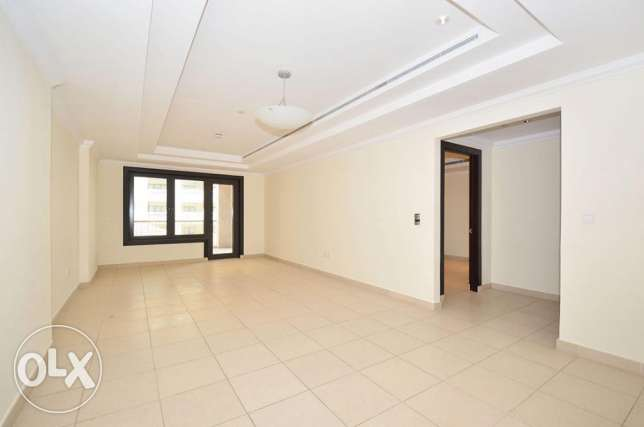 Semi Furnished 1 Bed Residence at The Pearl الؤلؤة -قطر -  3