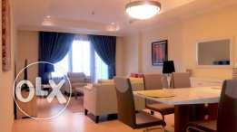 Magnificient 1 Bedrooms Fully FUrnished flat in THE PEARL