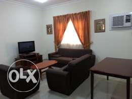 for rent flat in El Mansoura 3bedrooms fully furnished