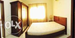1 bhk fully furnished apartment 6000