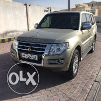 Pajero 2016 (3.8) Full options