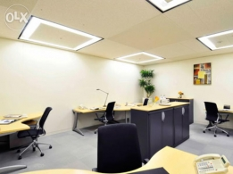 Best Furnished Type Office Available