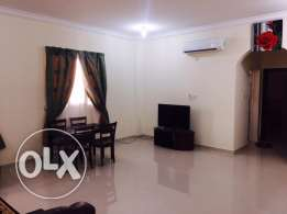 fully furnished 2 bhk apartments at al khor for rent