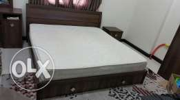 Bed Room with mattress