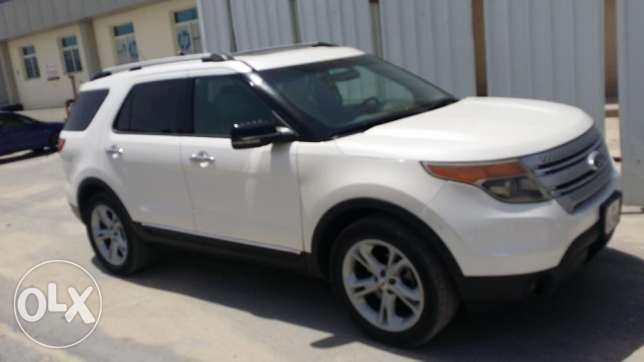 Ford Explorer 2011 Model Full Options Top Model