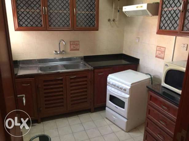 Roomz 4 Rent! Stylish 1 Bhk FF/ UF flat B' ring road Doha jadeeda